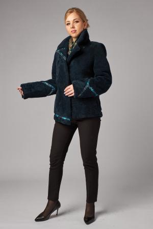 Меховая куртка из овчины